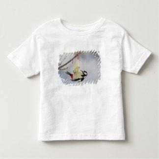 Gran pulsación de corriente manchada (comandante camisetas