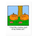¡Gran regalo de Halloween! Tarjetas Postales
