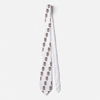 Gran regalo de la mamá seria amonestadora del corbatas