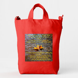 Gran secreto - Rumi Bolsa De Lona Duck