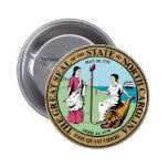 Gran sello de Carolina del Norte Pin