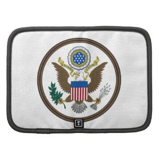 Gran sello de Estados Unidos Planificador