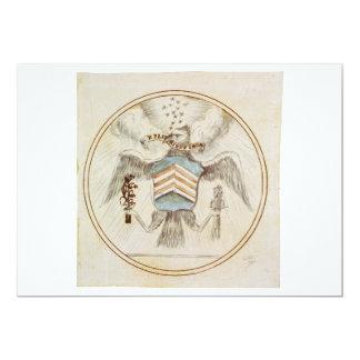 Gran sello del diseño original de los Estados