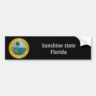 Gran sello del estado de la Florida Pegatina Para Auto