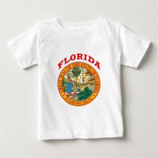 Gran sello del estado la Florida Playeras