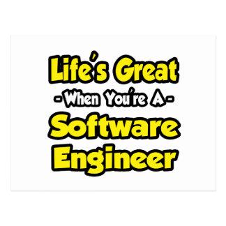 Gran… Software Engineer de la vida Postal