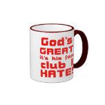 Gran taza de dioses