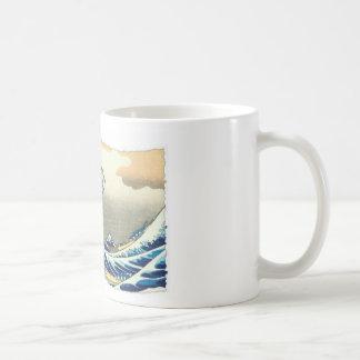 Gran taza de la onda