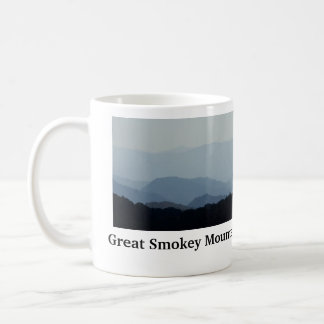 Gran taza de las montañas de Smokey