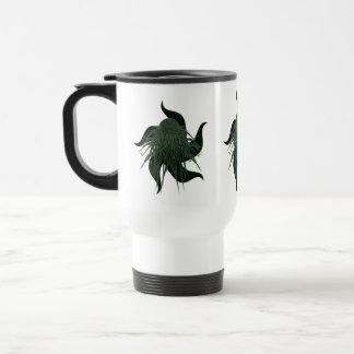 Gran taza reutilizable del viaje de Cthulhu