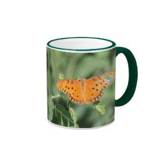 Gran taza Spangled del Fritillary