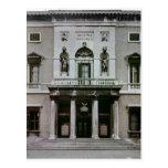 Gran Teatro La Fenice Post Card