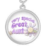 Gran tía muy especial Flower Joyerias