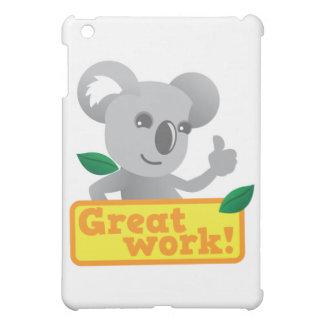 Gran trabajo de la koala