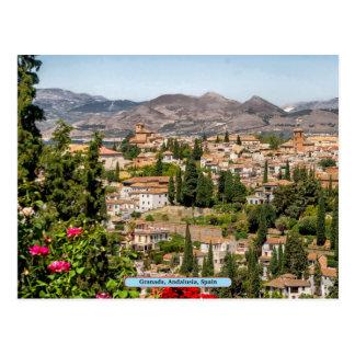 Granada, Andalucía, España Postal