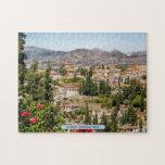 Granada, Andalucía, España Puzzle