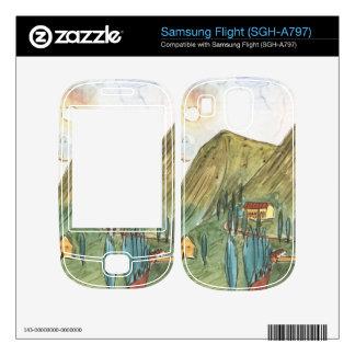 Granada by Walter Gramatte Skins For Samsung Flight