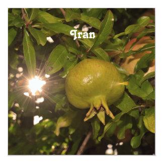 Granada de Irán Anuncios