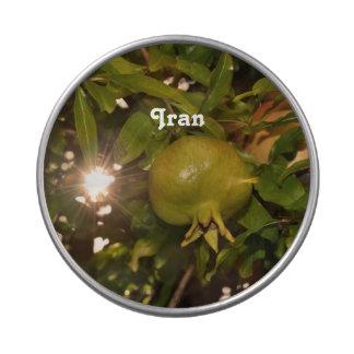 Granada de Irán Latas De Dulces