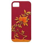 Granada de oro iPhone 5 Case-Mate carcasa