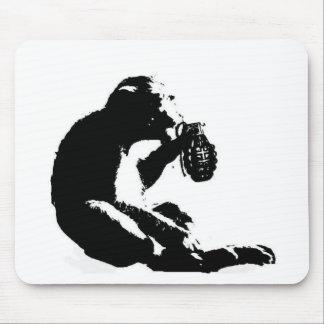 Granada del mono alfombrilla de raton