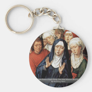 Granada-Diptych Right Wing Keychains