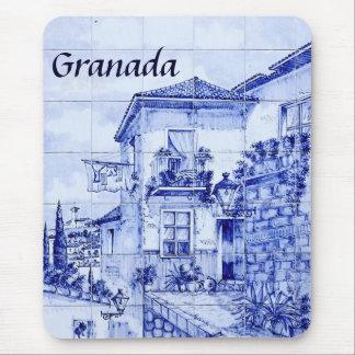 Granada, España Mouse Pad