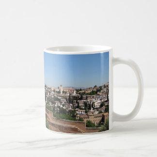 Granada, España Taza De Café