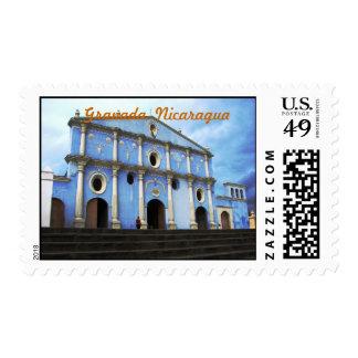 Granada hermosa sellos