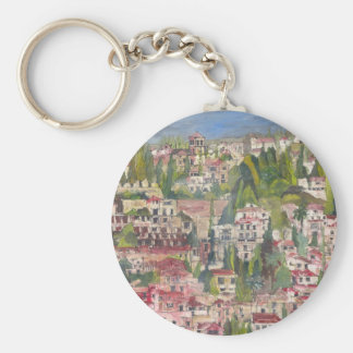 Granada Keychain