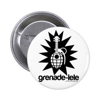 Granada-lele Pin Redondo 5 Cm