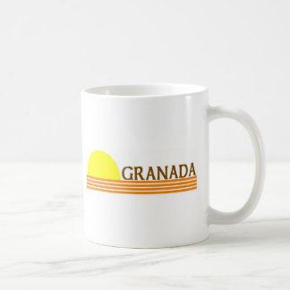 Granada Classic White Coffee Mug