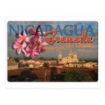 Granada Nicaragua Postcard