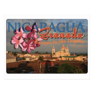 Granada Nicaragua Post Cards