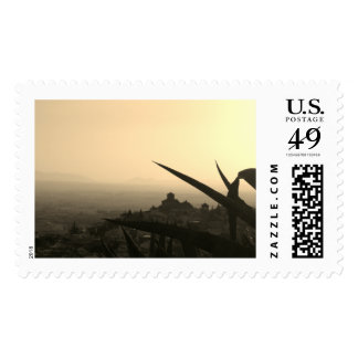 Granada Photo Postage Stamp