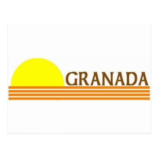 Granada Postcard