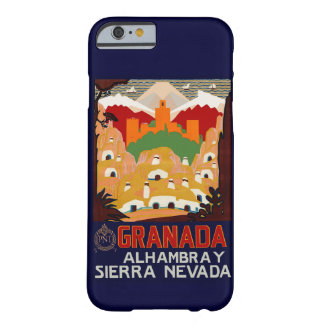 Granada Spain Barely There iPhone 6 Case
