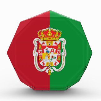 Granada (Spain) City Flag Award