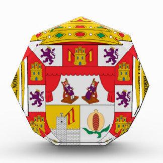 Granada (Spain) Coat of Arms Acrylic Award
