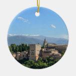 Granada, Spain Ornament