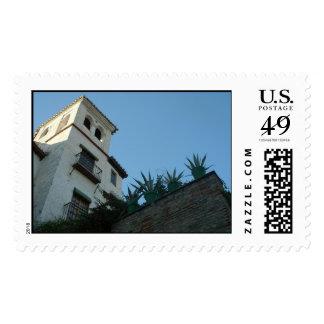 Granada Spain Postage