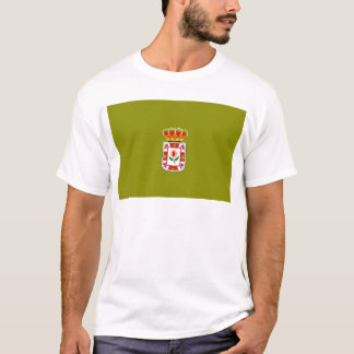 Granada (Spain) Provincial flag T-Shirt