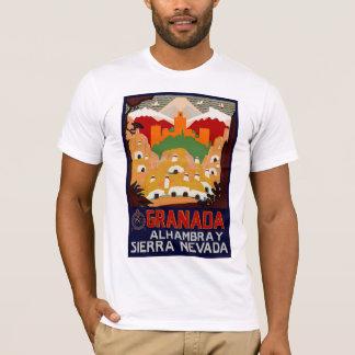 Granada Spain T-Shirt