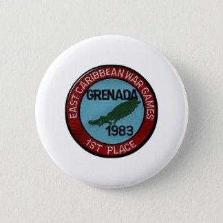 Granada War Game Pinback Button