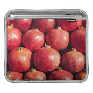 Granadas en la exhibición en el mercado de Carmel Funda Para iPads
