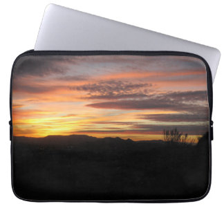 "Granadian Sunset Neoprene Laptop Sleeve 13"""