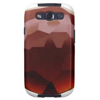 Granate 01, enero, Birthstone Samsung Galaxy S3 Carcasa