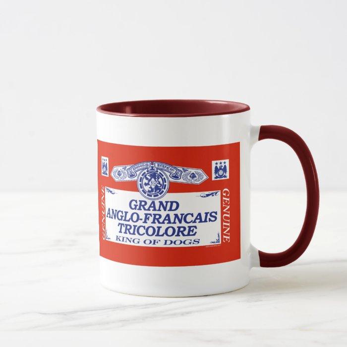 Grand Anglo-Francais Tricolore Mug