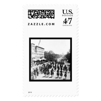 Grand Army Review in Washington, DC 1865 Postage Stamp