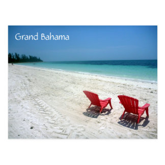 grand bahama seats postcard